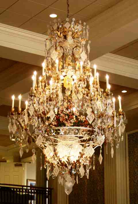 The Finalized Chandelier